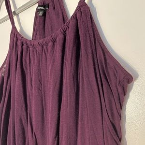 Express Double layer Halter Tank